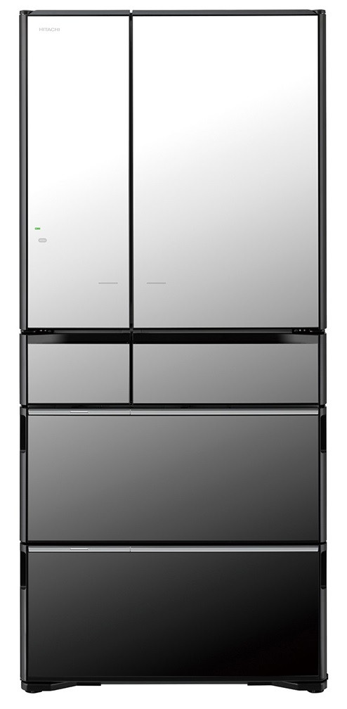 CHŁODZIARKO-ZAMRAŻARKA HITACHI R-X670GE (X)